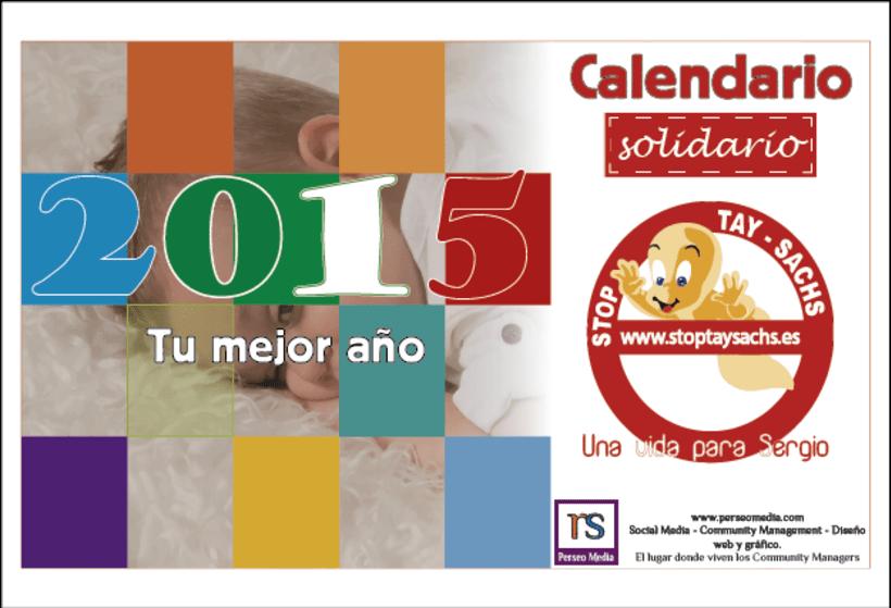 Calendario Solidario 0