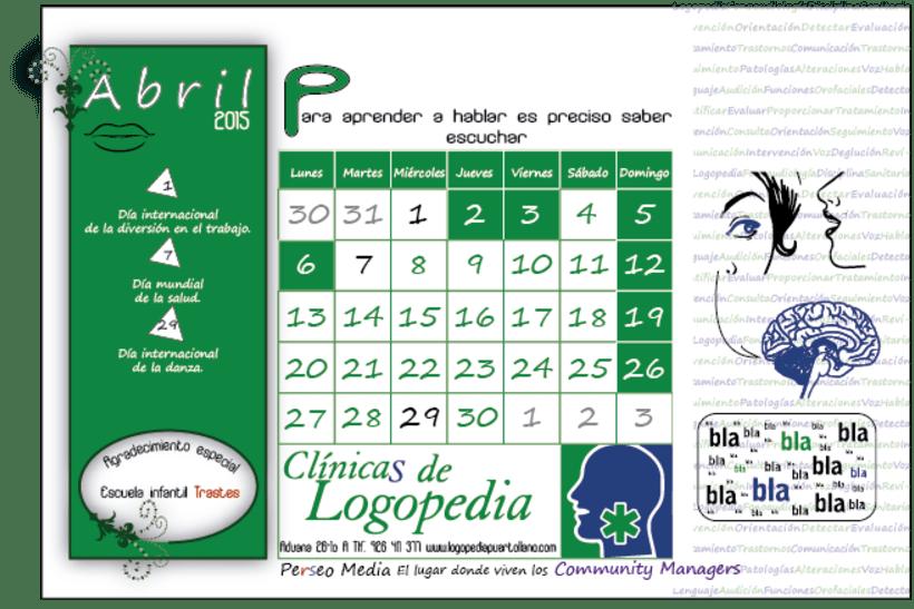 Calendario Solidario 4
