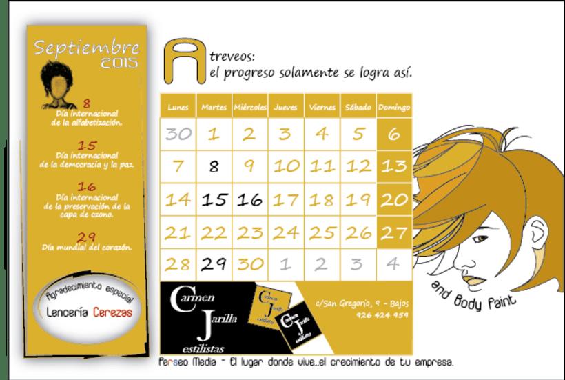 Calendario Solidario 9