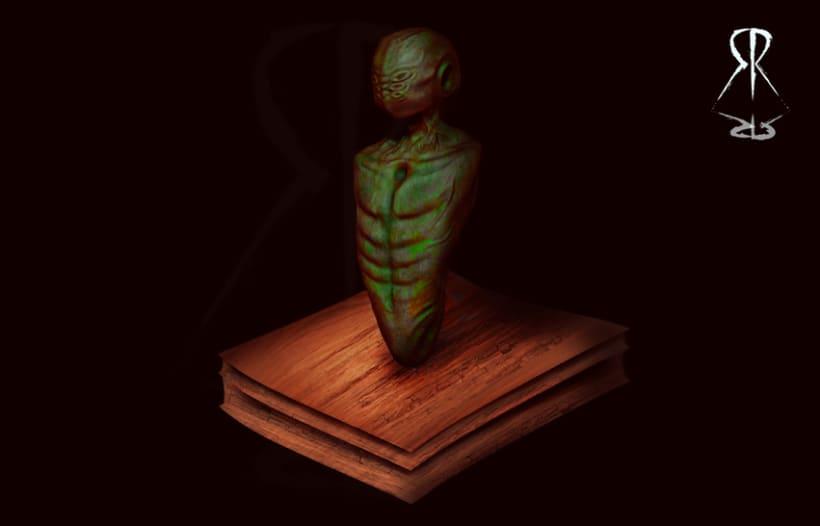 Alien Zbrush -1