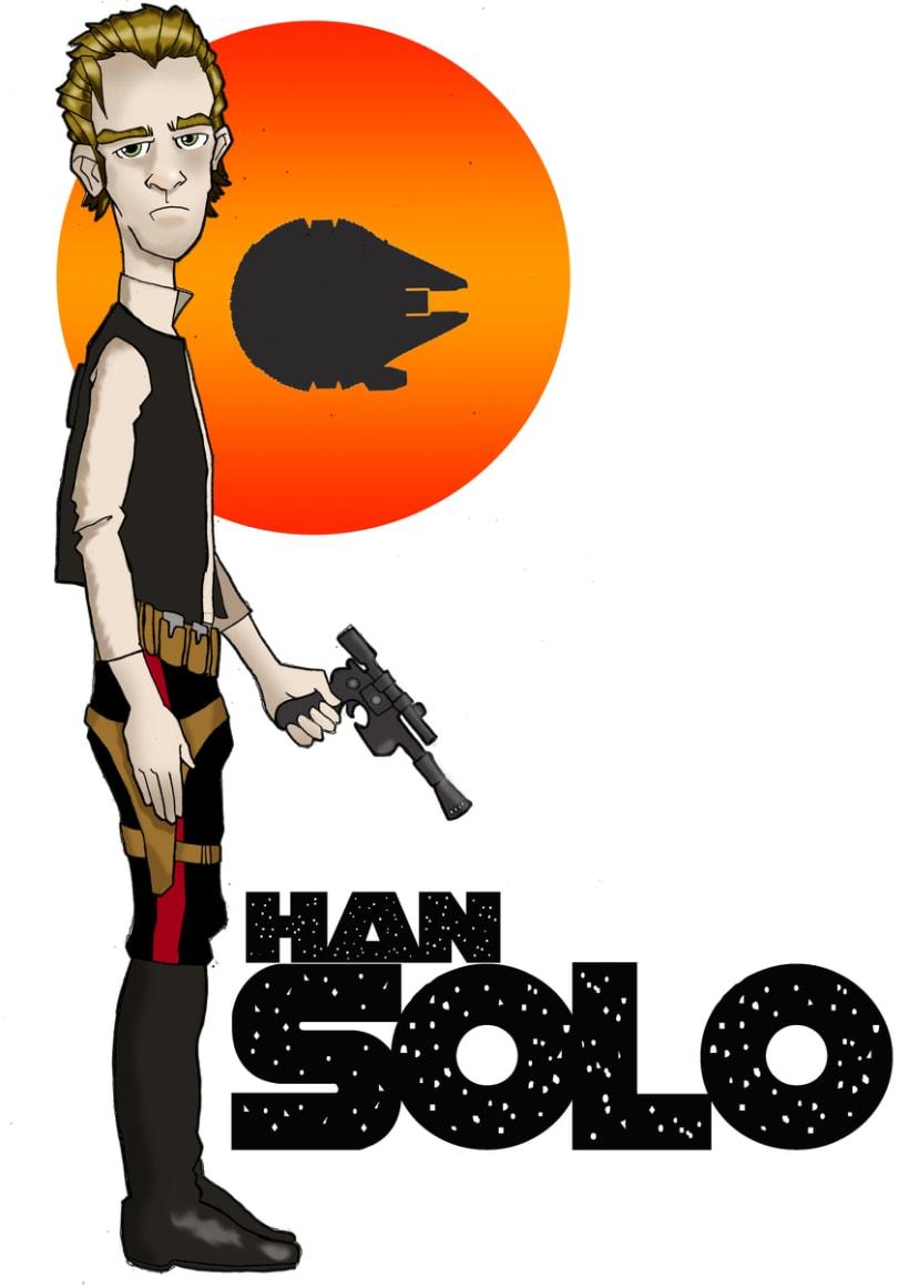 Han Solo -1
