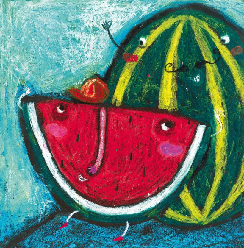 Calendario de frutas  8
