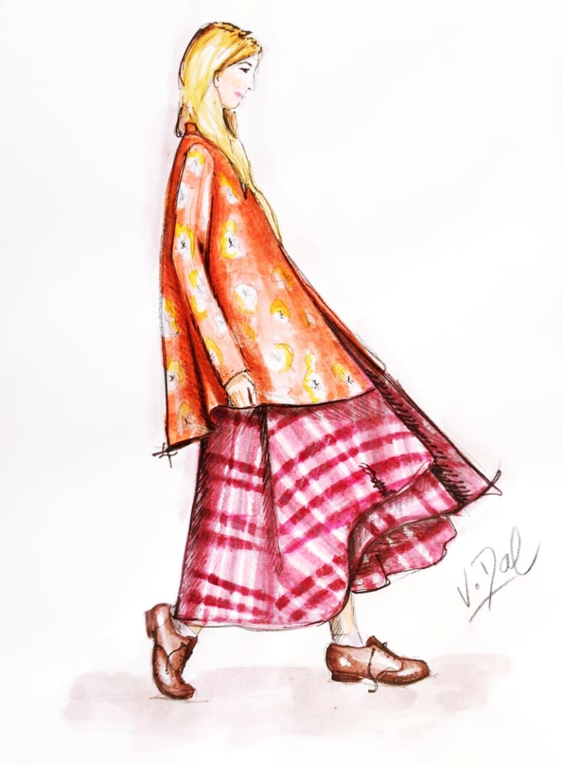 FASHION ILLUSTRATION 0
