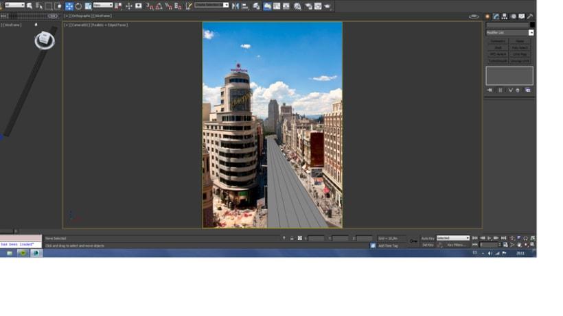 Gran vía - Madrid con Maxwell  9