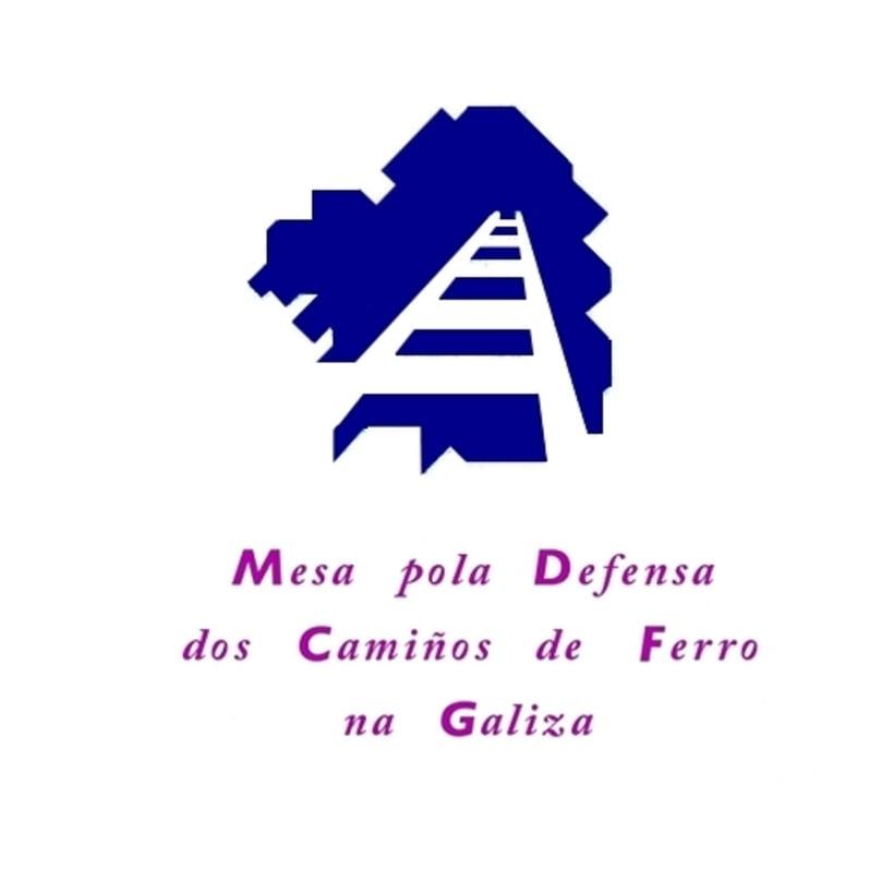 Mesa pola Defensa dos Camiños de Ferro na Galiza 0