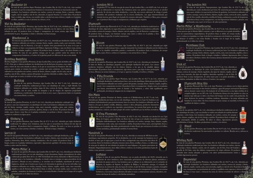 Creación de identidad corporativa y elementos de branding. Belle Epoque Gin Club 1