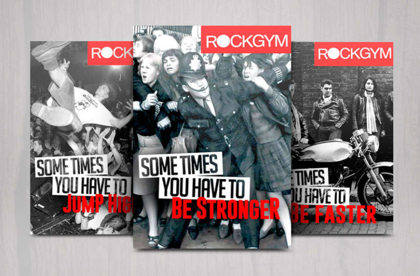 Rock Gym 1