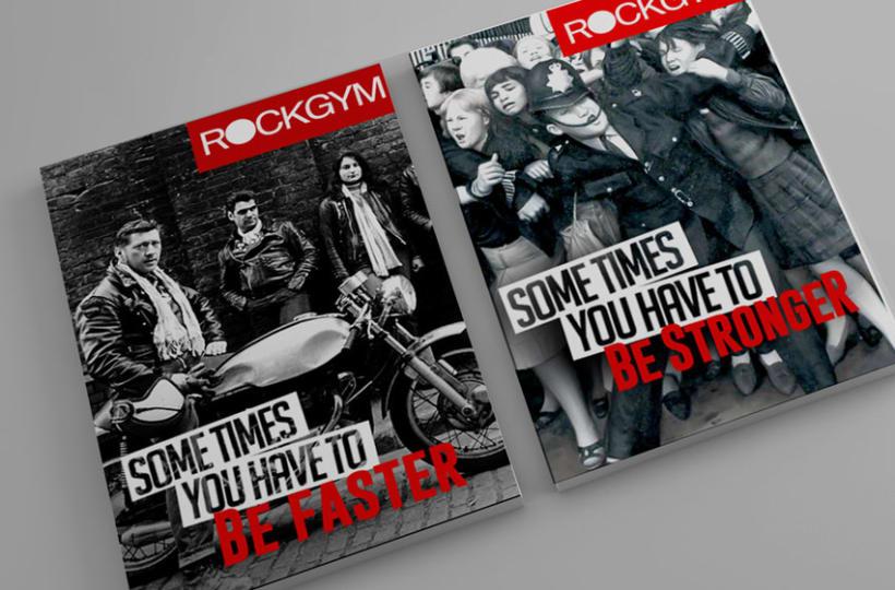 Rock Gym 3