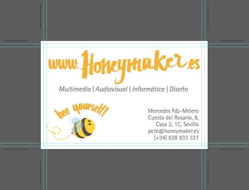 Tarjetas para Honeymaker 0