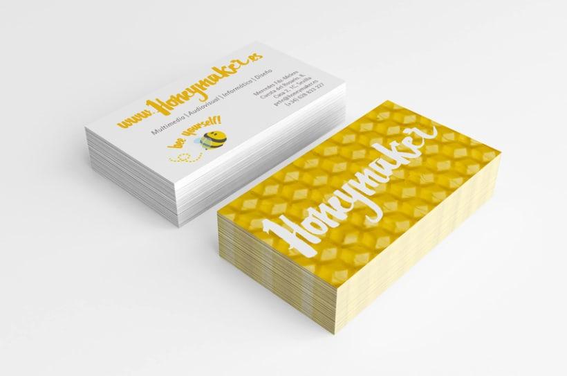 Tarjetas para Honeymaker 4