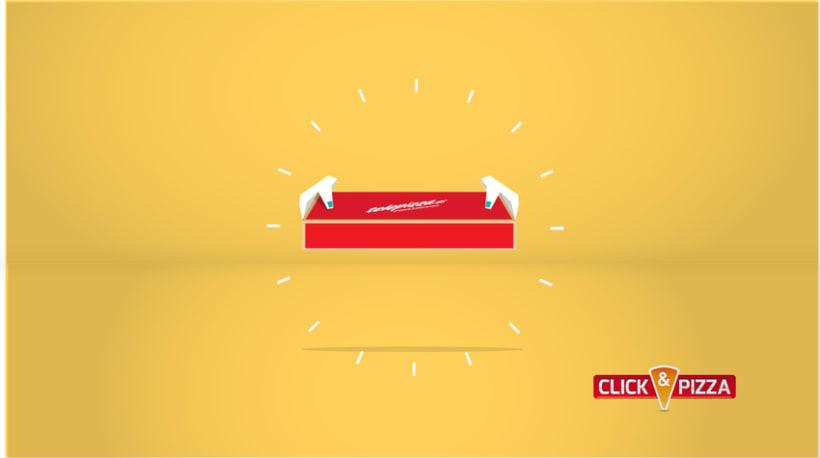 Telepizza // Click&Pizza 3