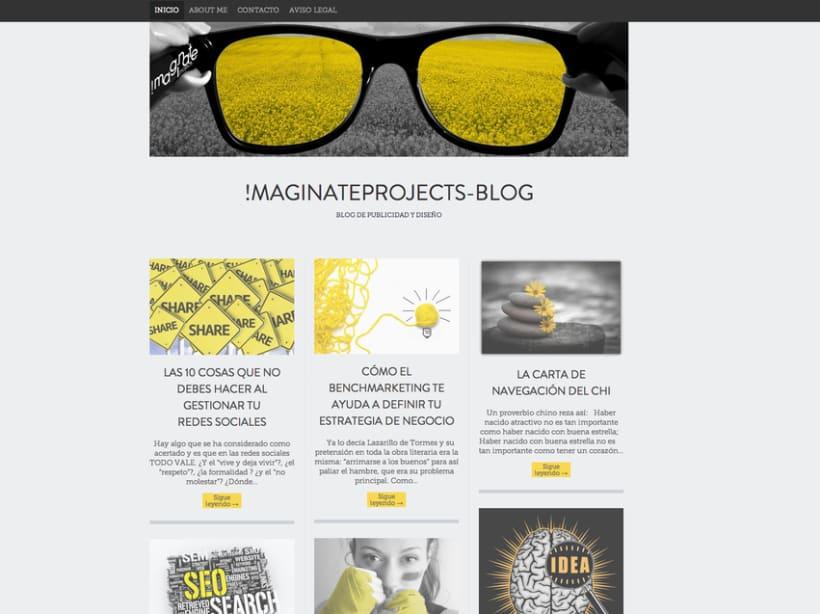 Webs-Tiendas Online. Usabilidad. Arquitectura de la información. Redacción SEO. Fotografía 0
