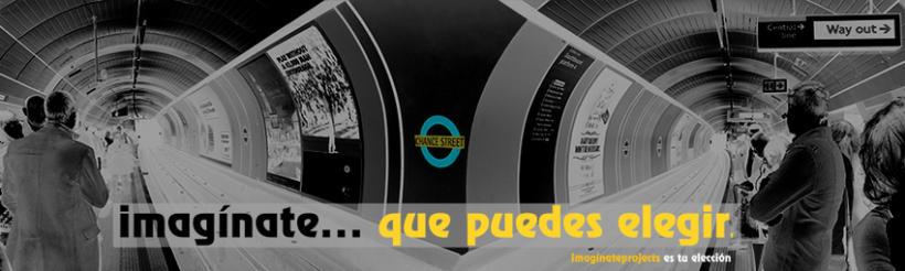 !maginateprojects. Branding. Diseño. Retoque digital. 3