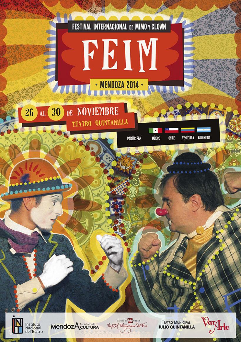 FEIM | Festival Internacional de Mimo y Clown 0