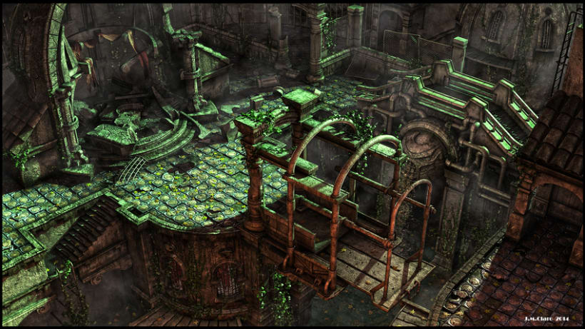 Necro-City 1