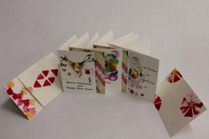 New Christmas Cards / Nuevas postales de Navidad 1
