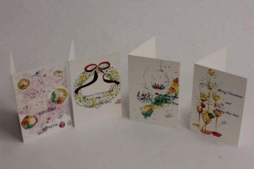 New Christmas Cards / Nuevas postales de Navidad 3