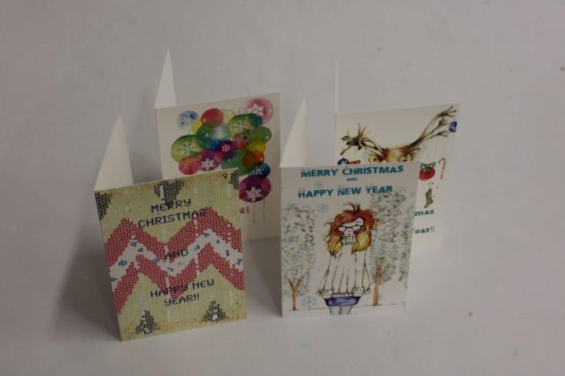 New Christmas Cards / Nuevas postales de Navidad 6