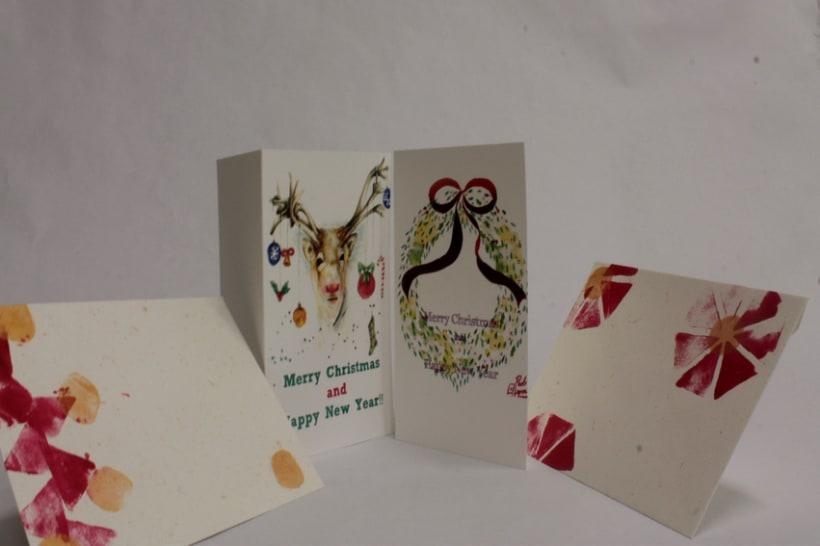 New Christmas Cards / Nuevas postales de Navidad 7