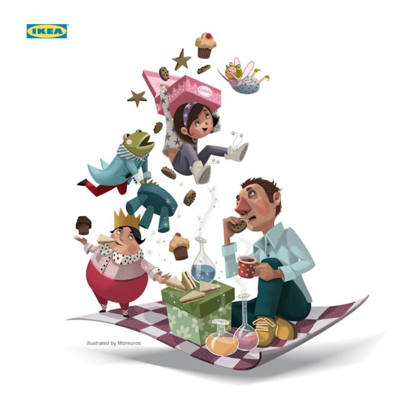 """La Otra Navidad. Campaña Ikea'14  GANADORA DEL PREMIO """"El Chupete"""" (2015) premios Cine-TV y página web. 0"""