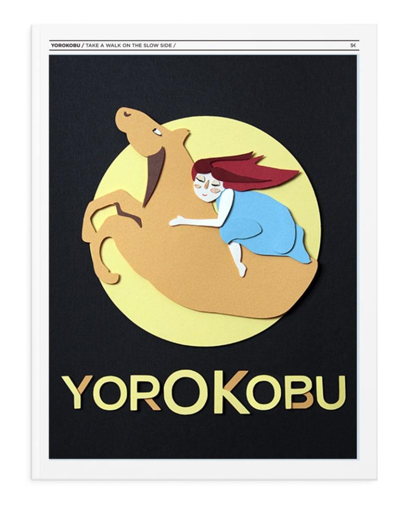 YOROKOBU 1