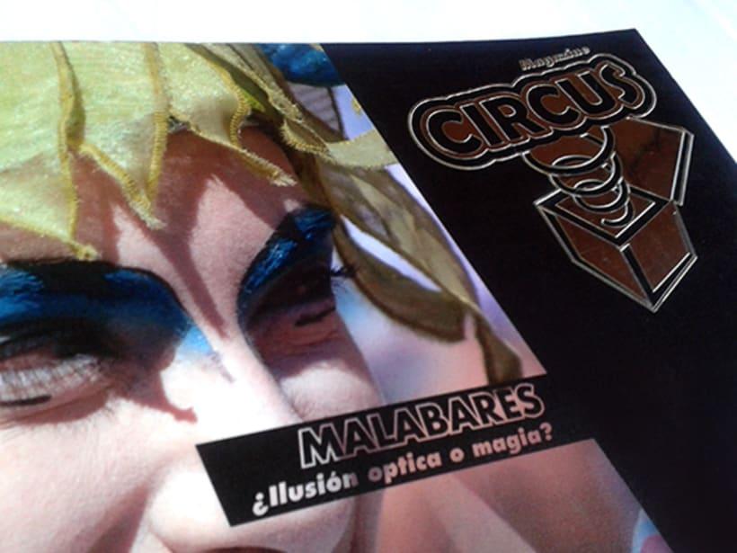 Circus Magazine -1