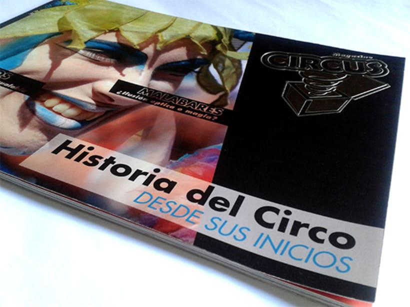 Circus Magazine 0