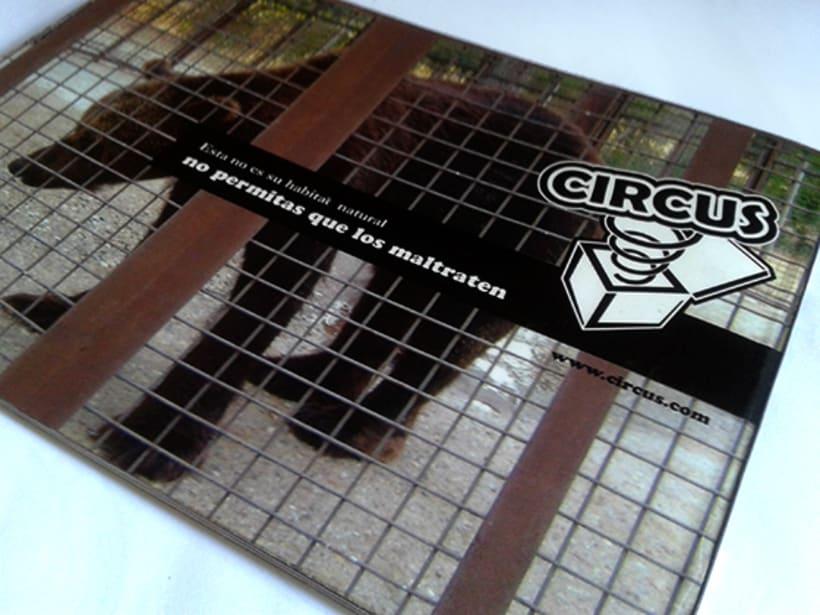 Circus Magazine 6