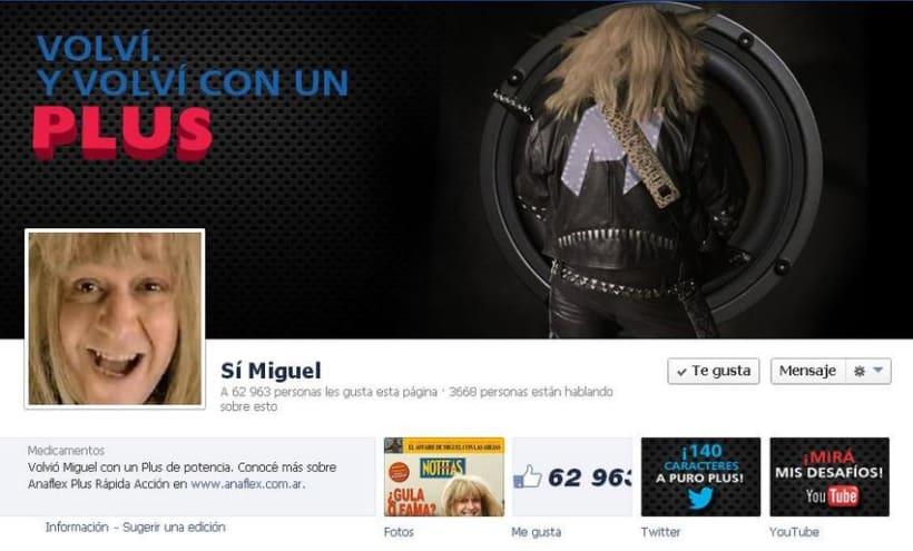 Anaflex - SI MIGUEL! 1