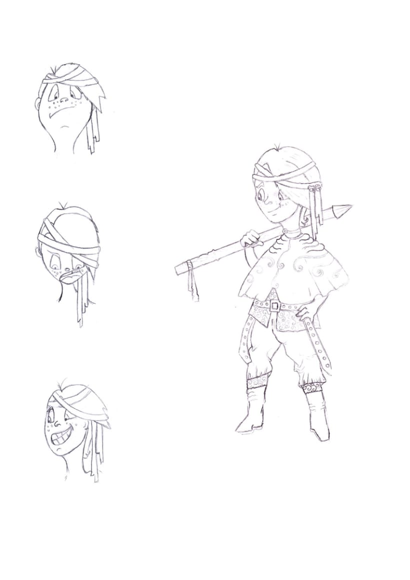Character Design 17