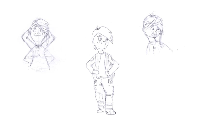 Character Design 18