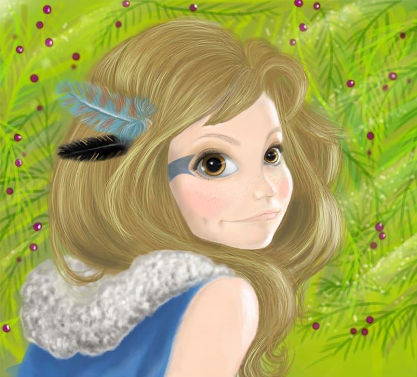 Ilustración e ilustración de moda 2