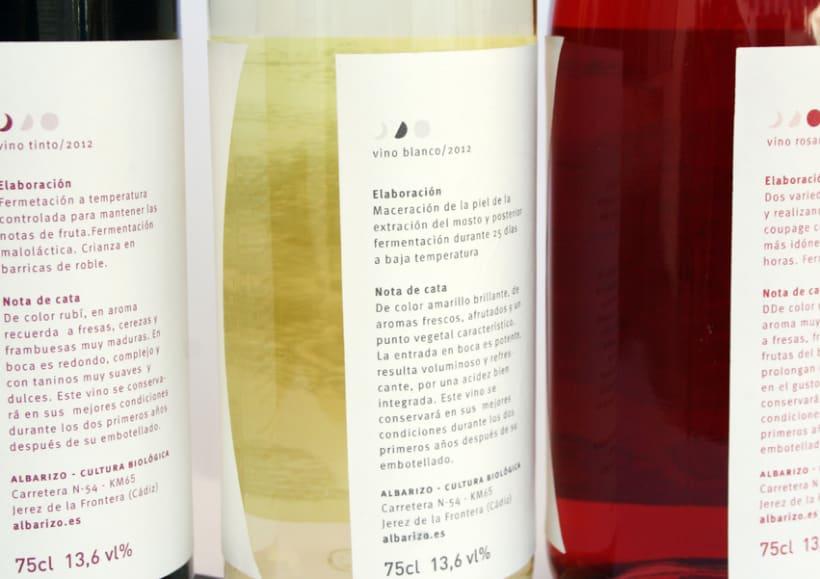 ━  Albarizo vinos  5