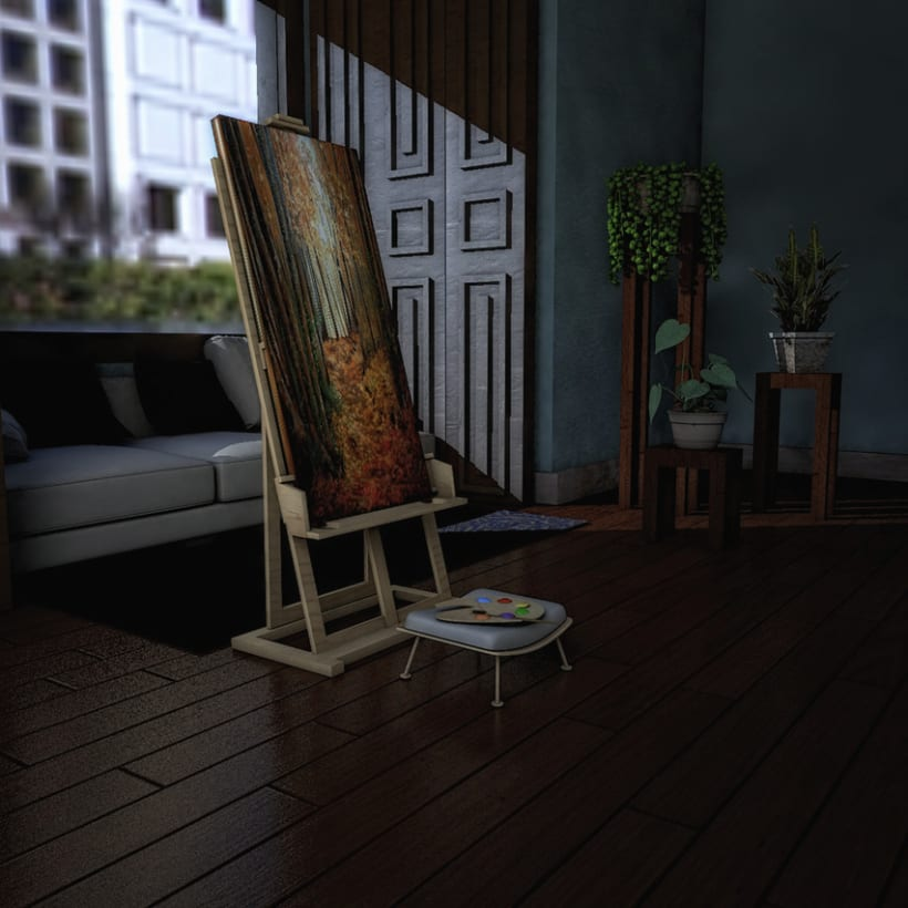Arquitectura 3D 9