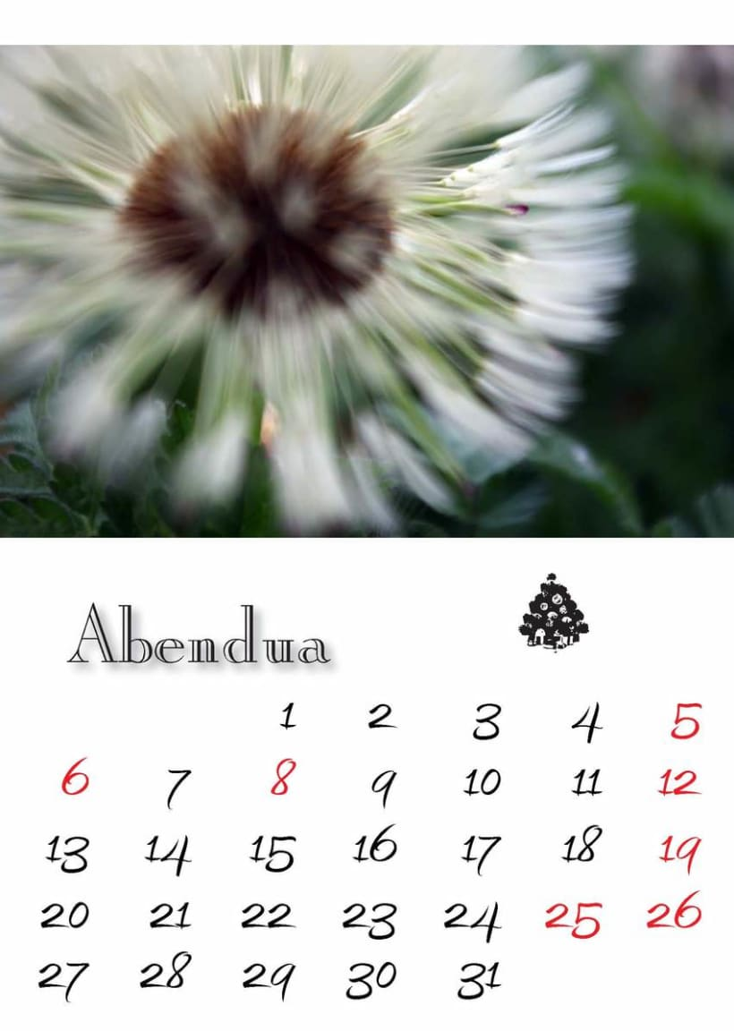 Calendario 2015 12