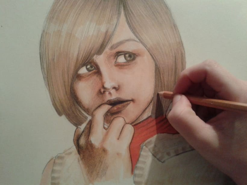 Ilustración e ilustración de moda 5