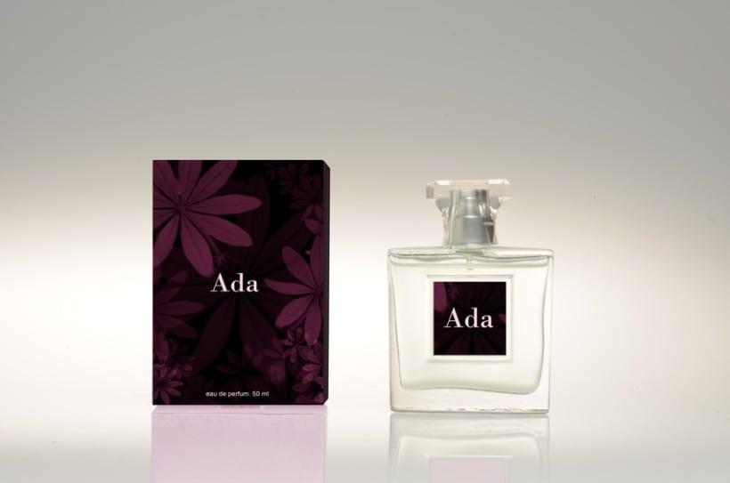 Perfume ada domestika for Ada jardin perfume