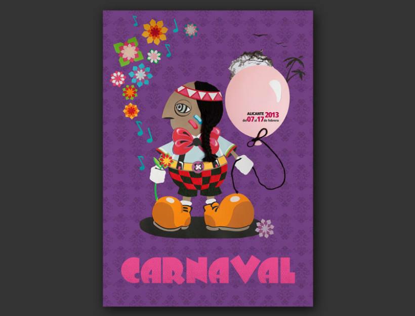 Carnavales 2013, Alicante 1