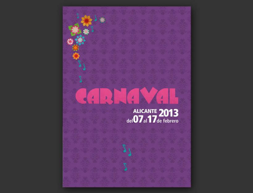 Carnavales 2013, Alicante 2