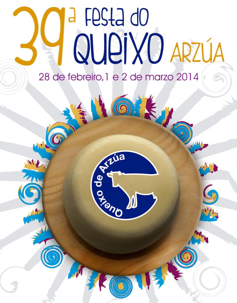 """Concurso """"Queixo de Arzúa 2014"""" -1"""