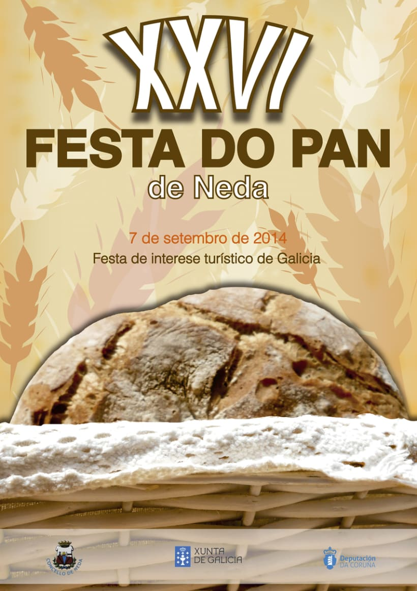 "Concurso ""Festa do pan de Neda 2014"" 0"