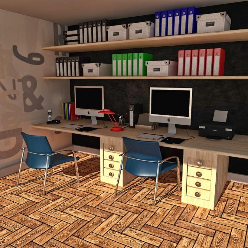 Arquitectura 3D 6