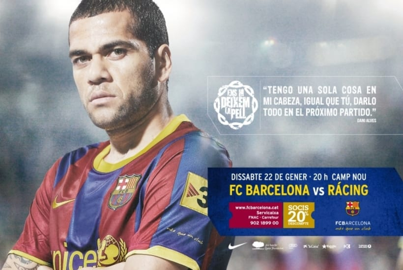 Ticketing Camp Nou 1
