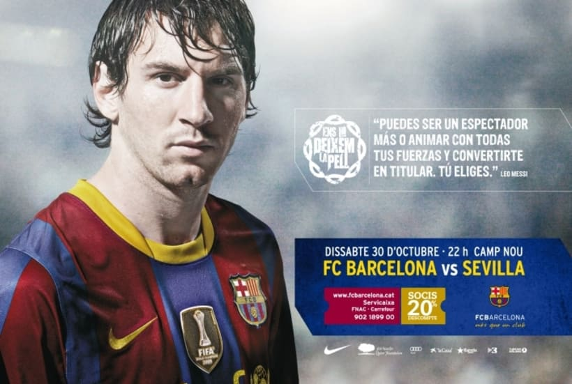 Ticketing Camp Nou 0