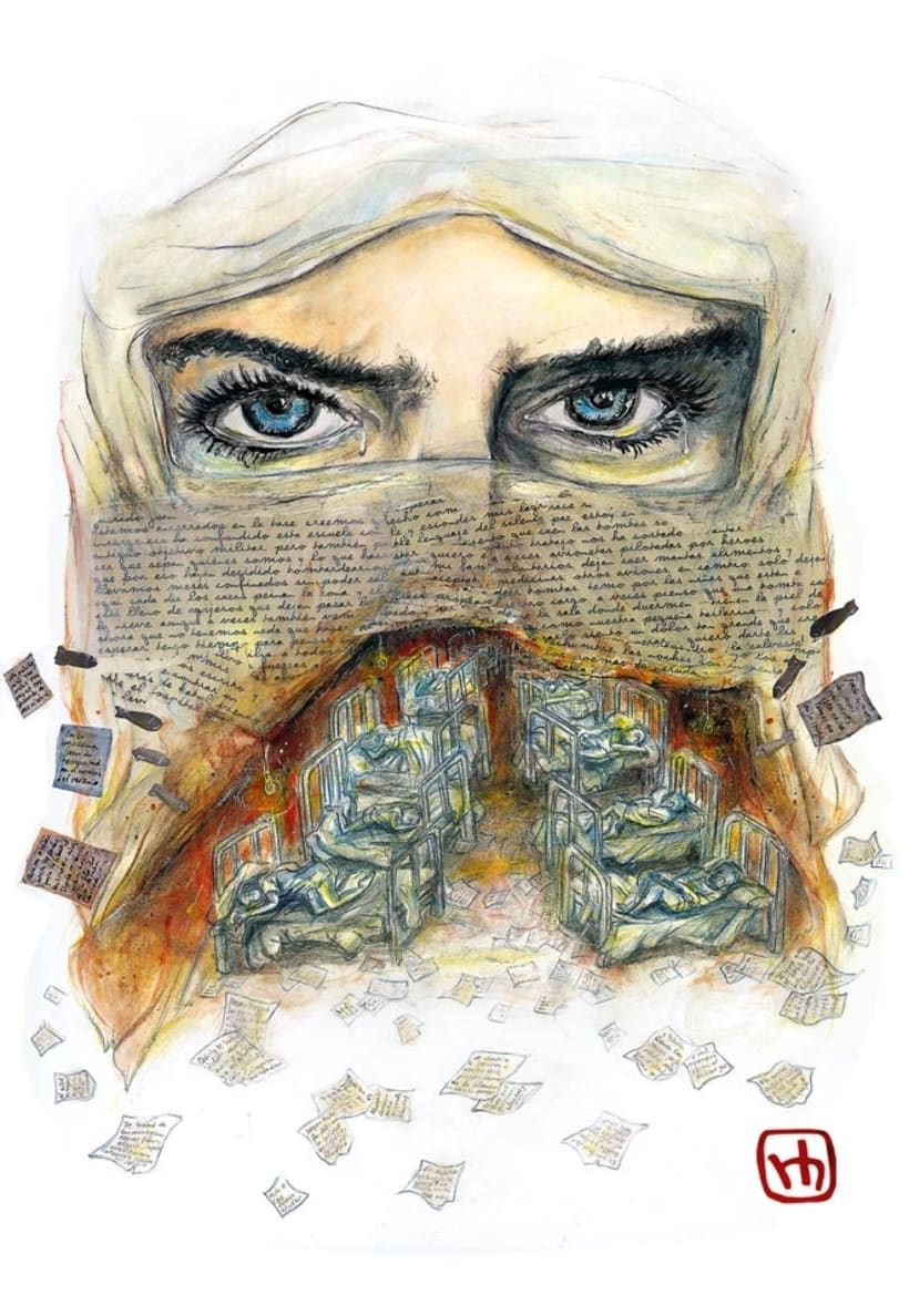 """Libro ilustrado """"Bailando con Textos"""" con relatos de Ana Bastante 5"""