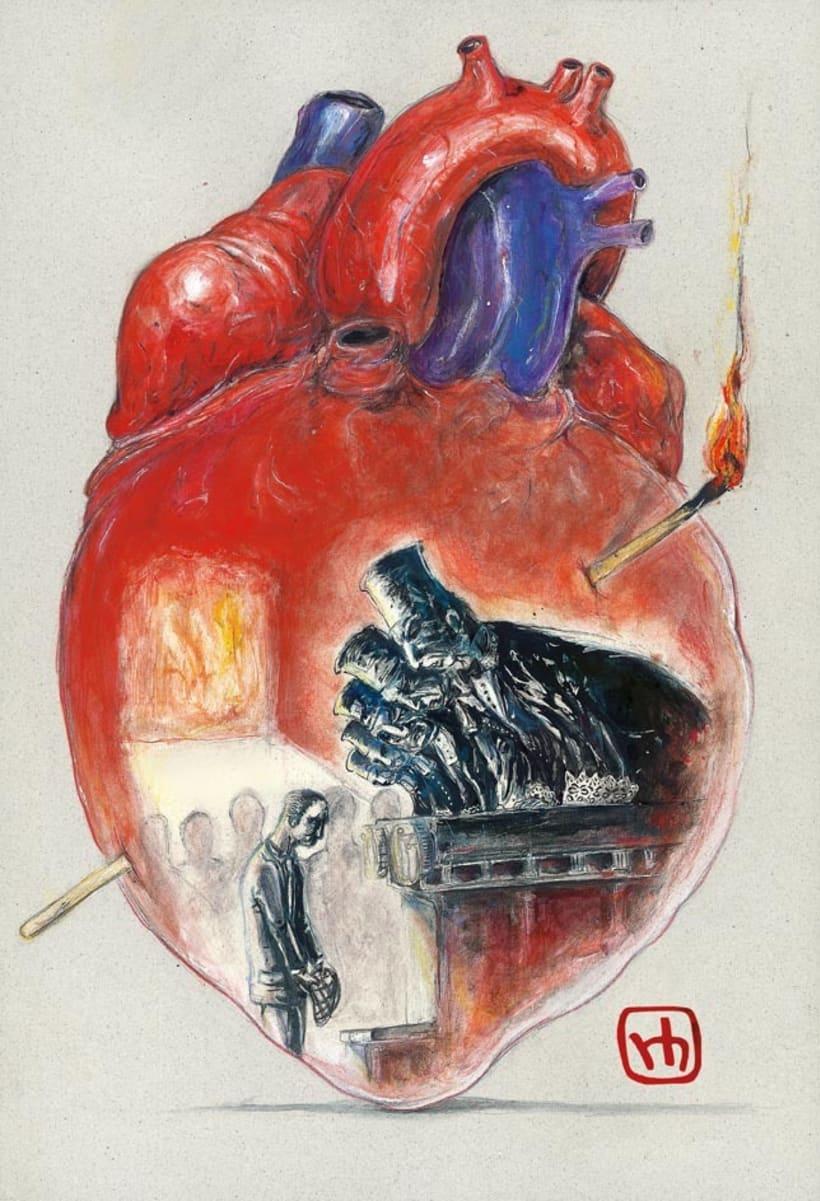 """Libro ilustrado """"Bailando con Textos"""" con relatos de Ana Bastante 3"""