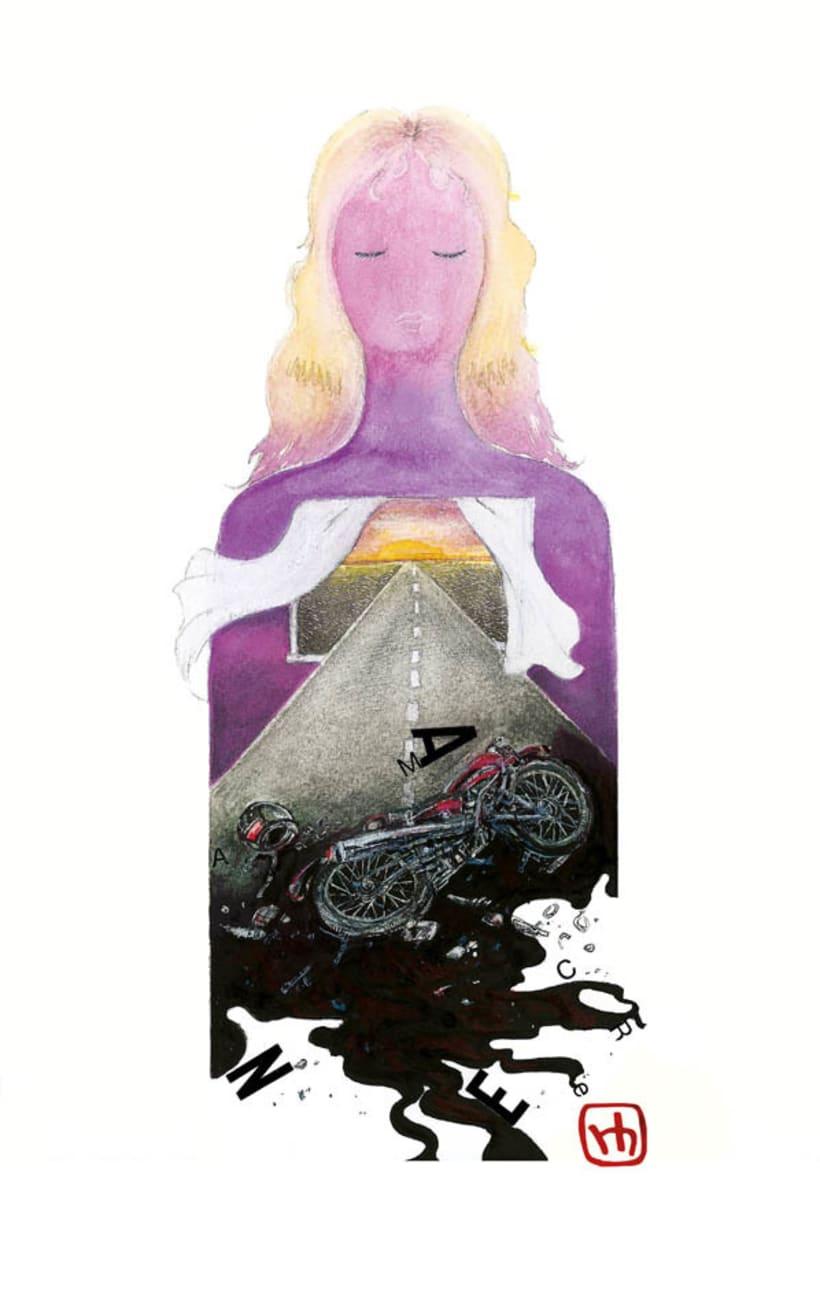 """Libro ilustrado """"Bailando con Textos"""" con relatos de Ana Bastante 6"""