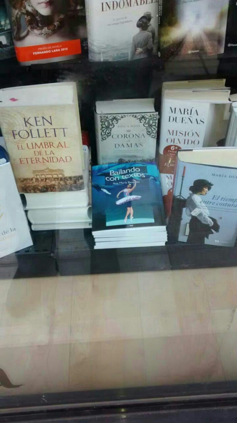 """Libro ilustrado """"Bailando con Textos"""" con relatos de Ana Bastante 7"""