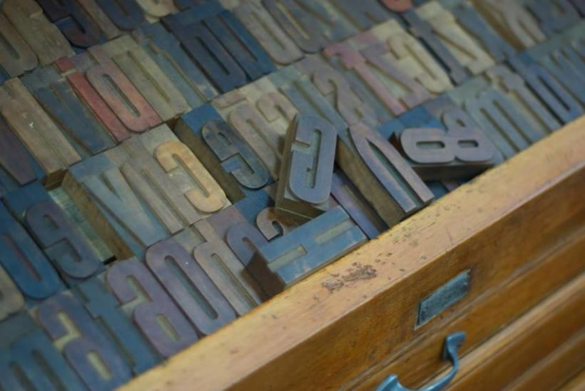 Curso de Impresión Letterpress 1