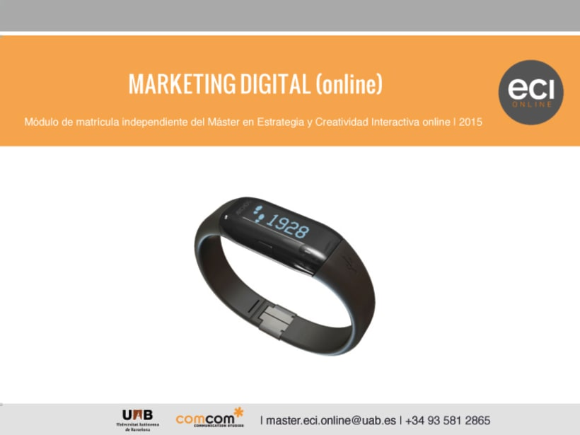 ECI Online - Curso de Marketing Digital 0